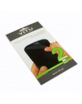 Folia na telefon Motorola XT615 - poliwęglanowa, dedykowana, ochronna, 2 sztuki
