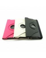 Dedykowane etui do tabletu LG G Pad 8.3 V500 – szare, obrotowe, dopasowane