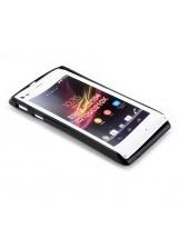 Elastyczne etui na telefon Sony Xperia L