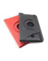 Dedykowane etui do tabletu Samsung Galaxy Tab 4 7.0 (T230) – czerwone lub czarne, obrotowe, dopasowane
