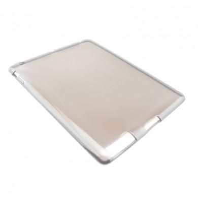 SZARE elastyczne etui do tabletu Apple iPad 2,3,4 (9,7 cala)