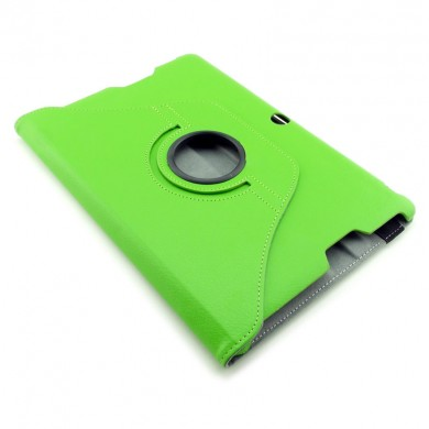 Dedykowane etui do tabletu Asus MeMO Pad Smart 10.0 (ME301T) – czarne, obrotowe, dopasowane