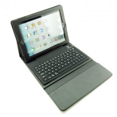 Pokrowiec z klawiaturą na bluetooth do tabletu Apple iPad 2, 3, 4 9.7 cala