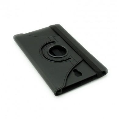 Dedykowane etui do tabletu Samsung Galaxy Tab S 8.4 (T700) – czarne, obrotowe, dopasowane