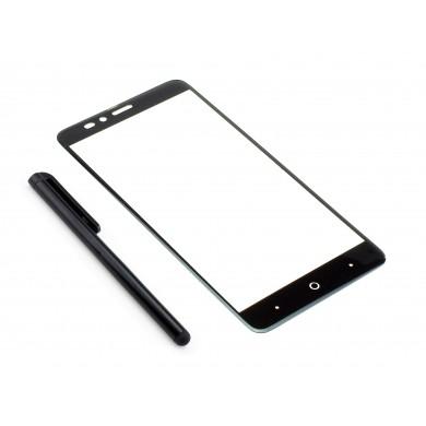 Zaokrąglone szkło hartowane 3D do telefonu ZTE Axon 7 Max w dobrej cenie, tempered glass