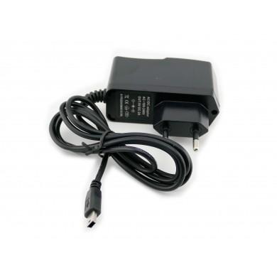Ładowarka sieciowa do tabletu 5V 2A (2000mA) – mini USB