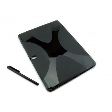 CZARNE silikonowe etui do tabletu Samsung Galaxy Note Pro 12.2 (P900)