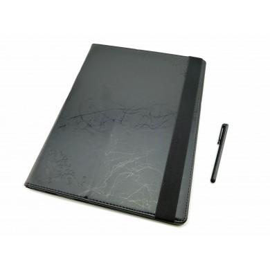 Etui zamykane na tablet Lenovo MiiX 5 Pro z możliwością włożenia z klawiaturą
