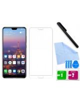 Zaokrąglone szkło hartowane 3D do telefonu Huawei P20 Pro, tempered glass, 9h, w dobrej cenie