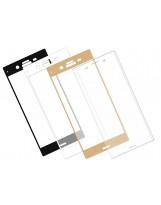 Zaokrąglone szkło hartowane 3D do telefonu Sony Xperia XZ1 (G8341, G8343)