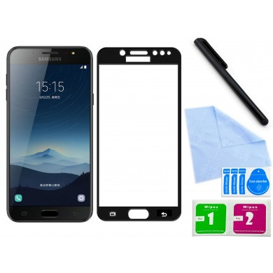 Zaokrąglone szkło hartowane 3D do telefonu Xiaomi Mi Mix 2S, w dobrej cenie, tempered glass, na cały ekran, 9H