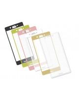 Zaokrąglone szkło hartowane 3D do telefonu Sony Xperia X