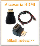 Adaptery i kable HDMI