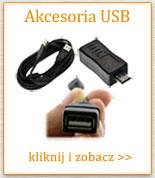 Kable, adaptery, przejściówki