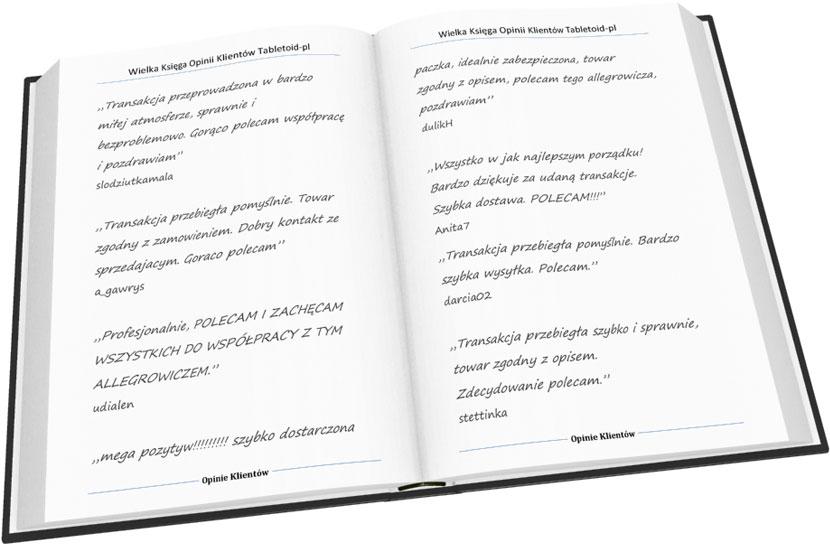 Opinie Klientów Tabletoid-pl