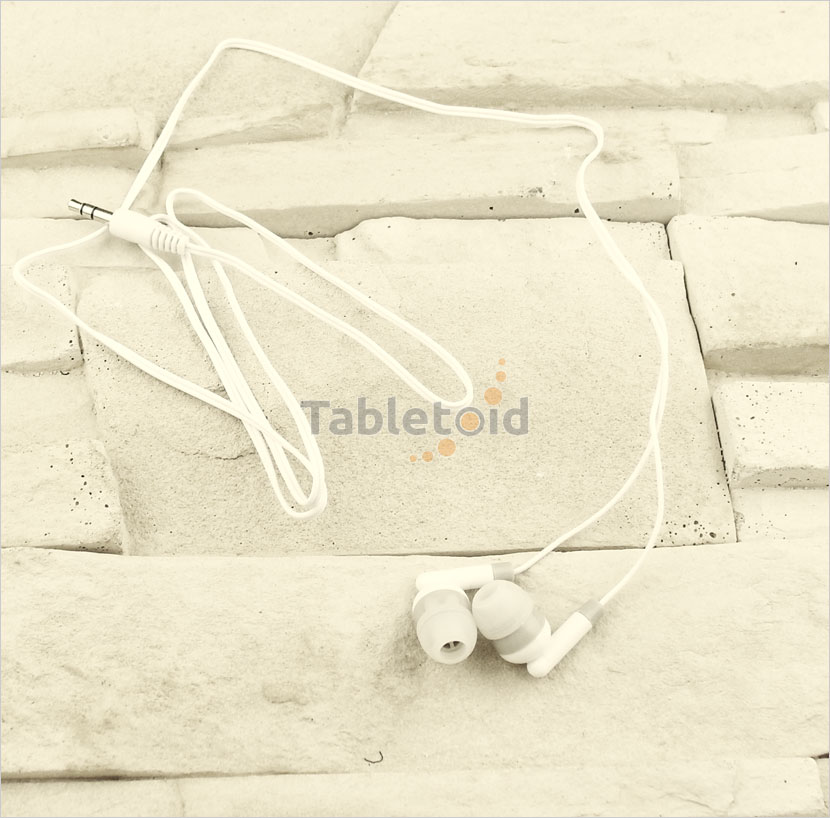słuchawki douszne 3,5 mm minijack