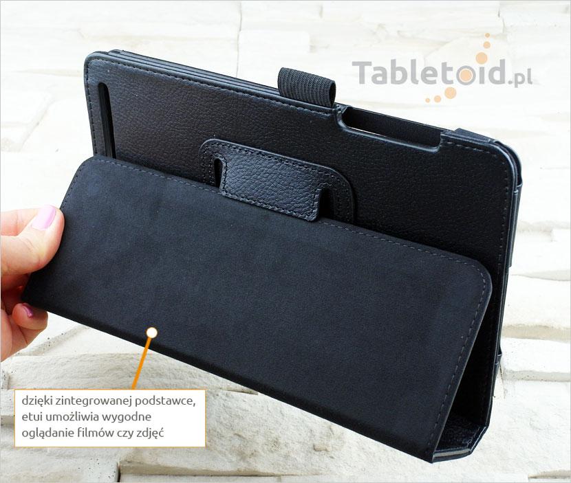 podstawka pod tablet w pokrowcu