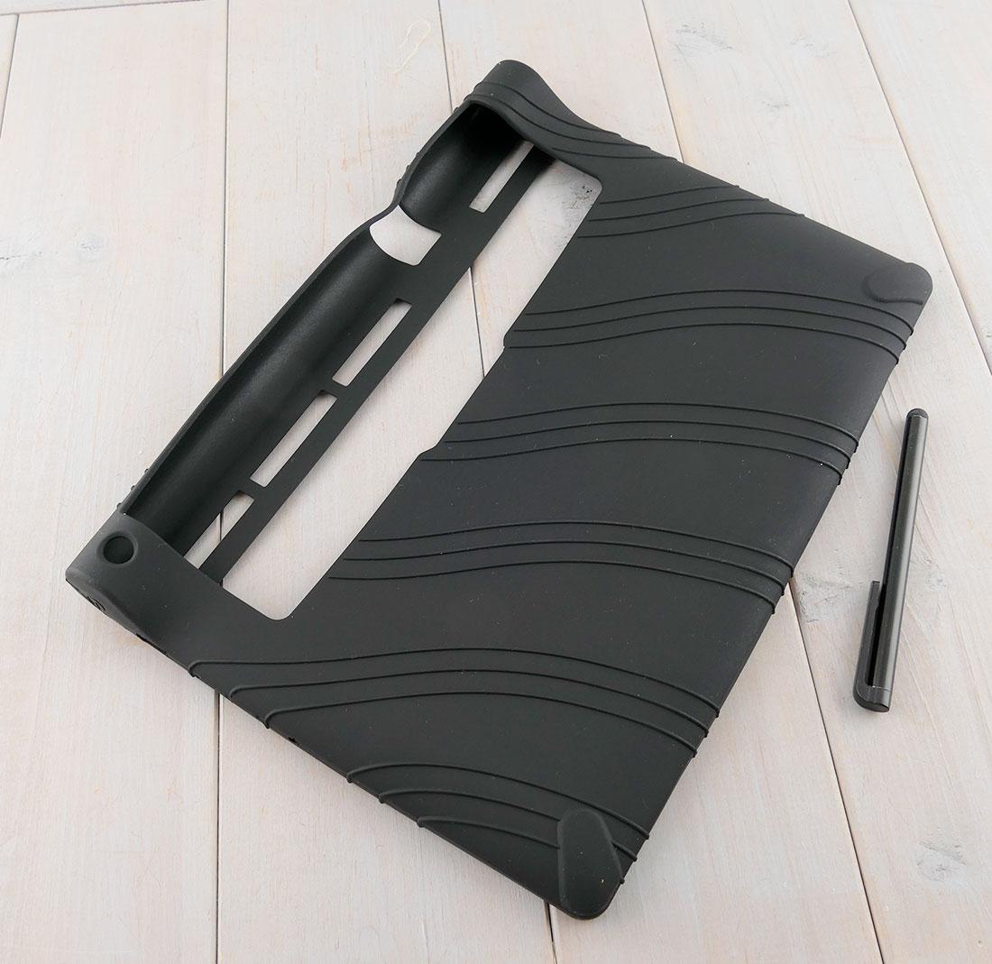 elastyczne etui na tablet Lenovo Yoga Tab 3 Plus 10 cali YT-X703 7730