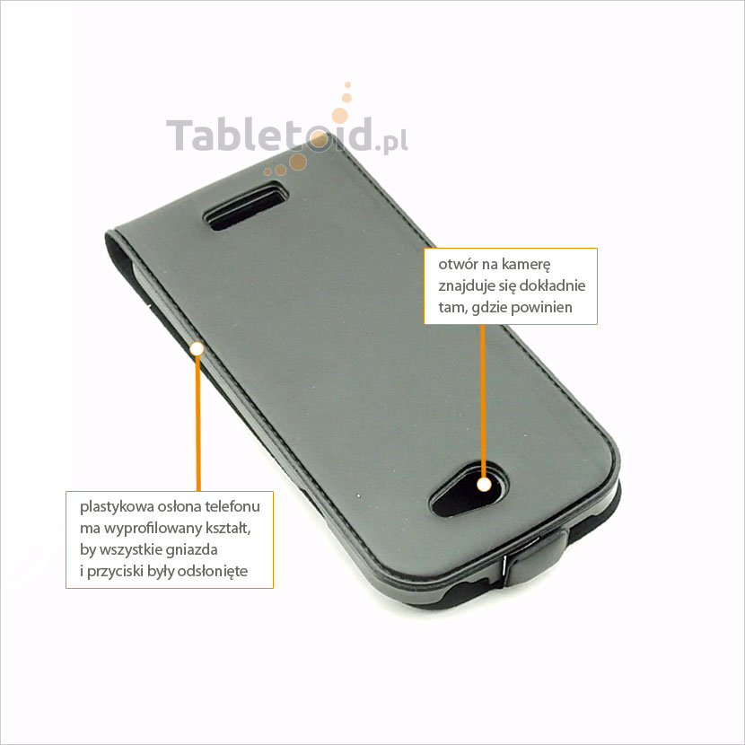 Futerał na telefon HTC One M8