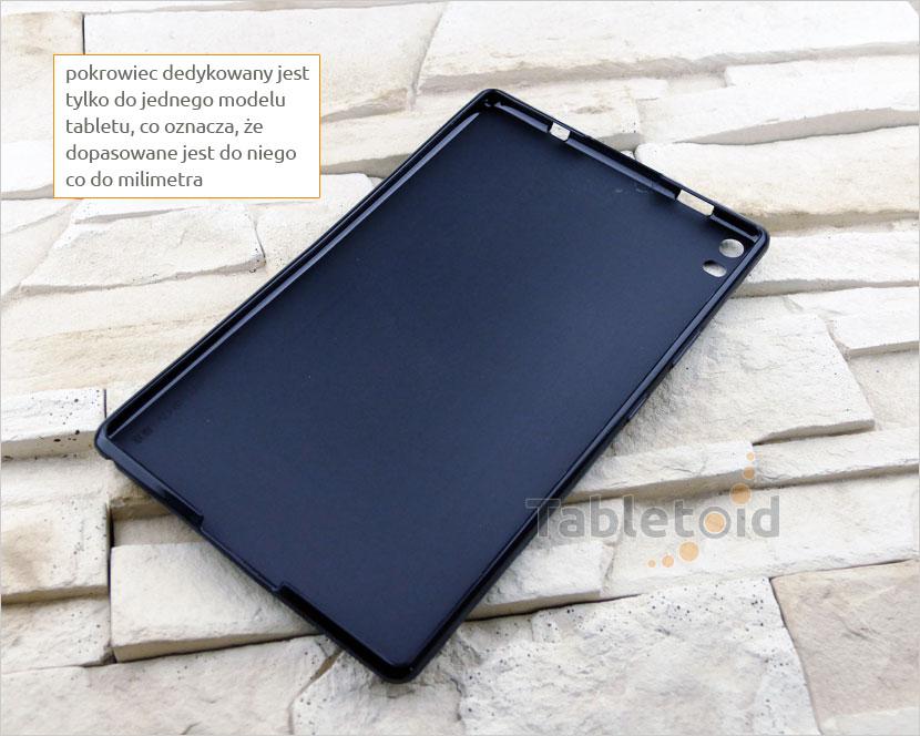 silikonowe plecki na tablet