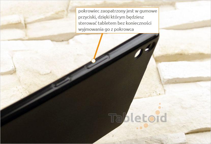 pokrowiec do tabletu Lenovo Tab 4 8 Plus TB-8704, N, F (8 cali)