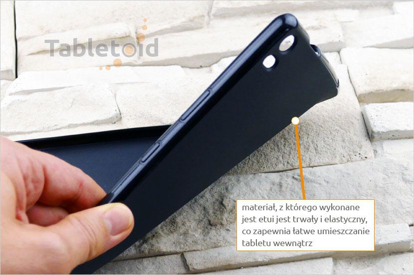 elastyczne pokrowiec na tablet
