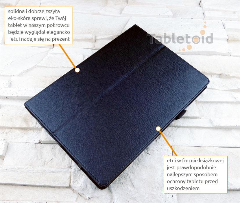Etui na tablet Lenovo Tab 4 10 Plus TB-X704, N, F (10 cali)