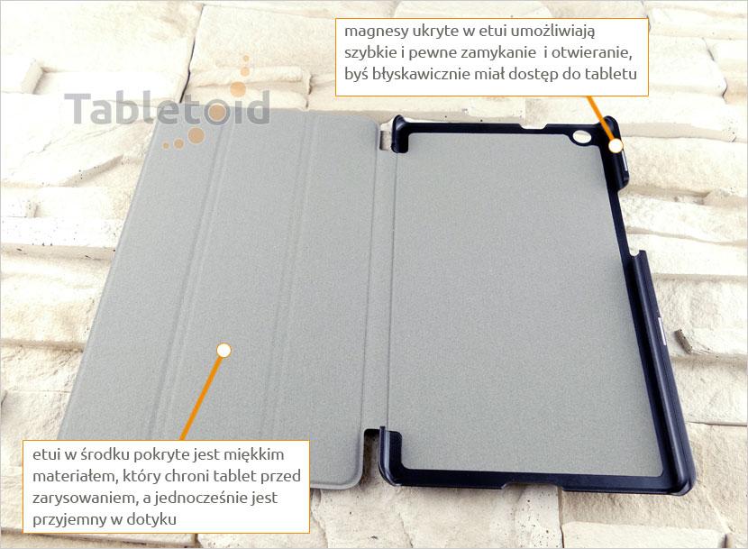 Etui na tablet na tablet Huawei MediaPad M3 Lite 8.0 CPN-W09 CPN-AL00 (8 cali)