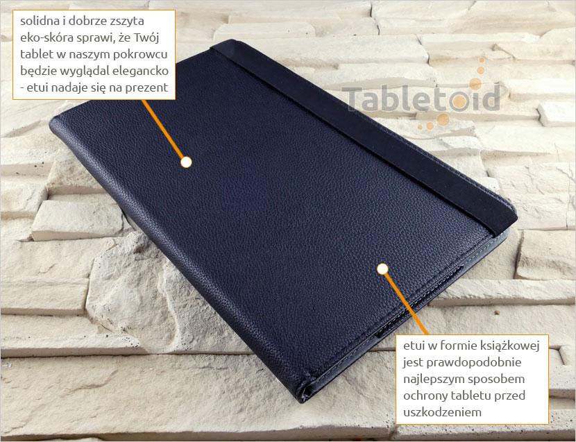 ekskluzywne etui na tablet Teclast x3 plus