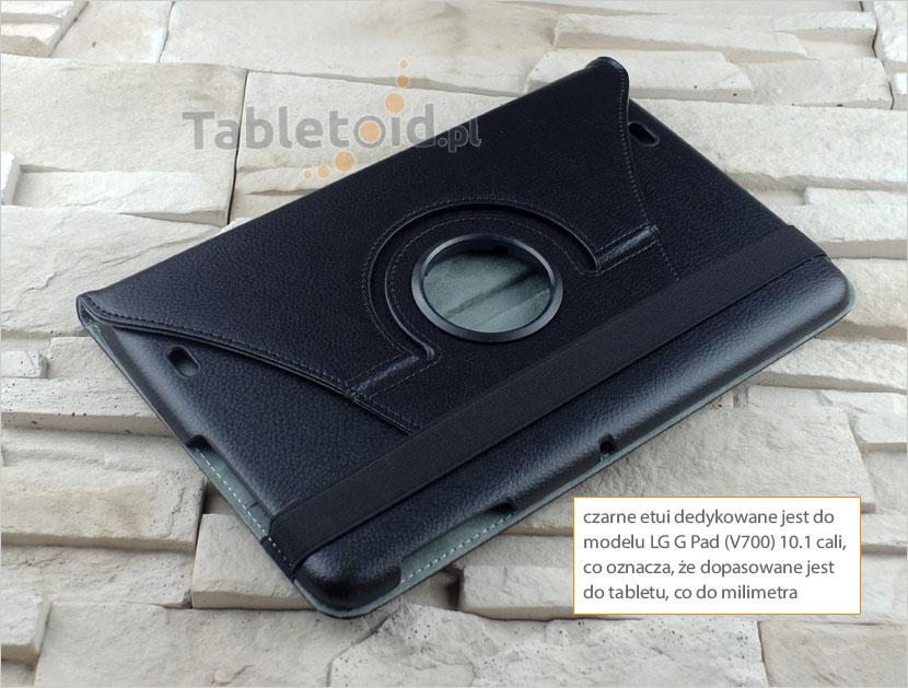 tylna ścianka etui do tabletu LG G Pad V700