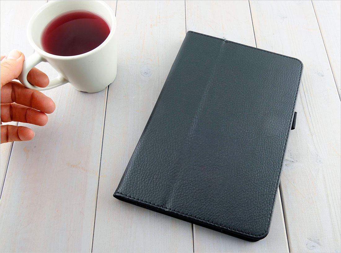 pokrowiec książkowy do tabletu  Apple iPad mini 4, Apple iPad mini 5 2019 (7,9 cala)