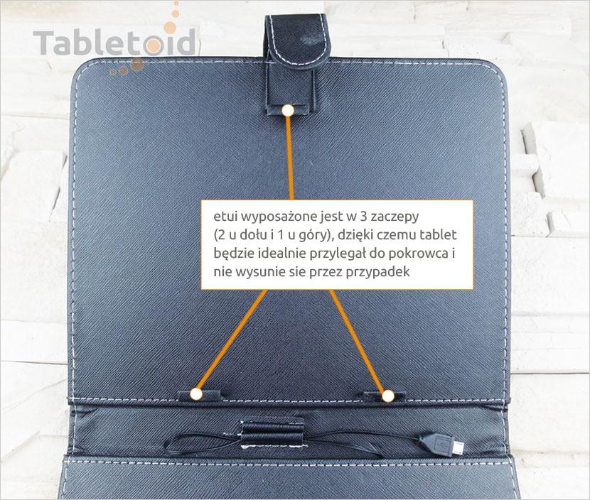 praktyczne zaczepy na tablet