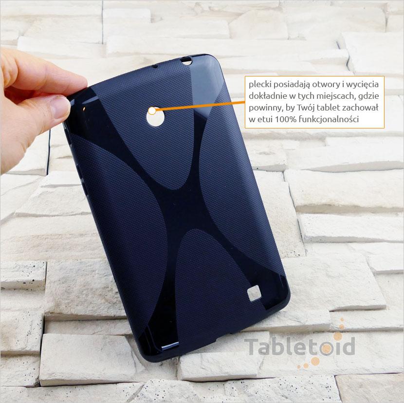 pokrowiec na tablet LG G Pad F 7 cali LK430