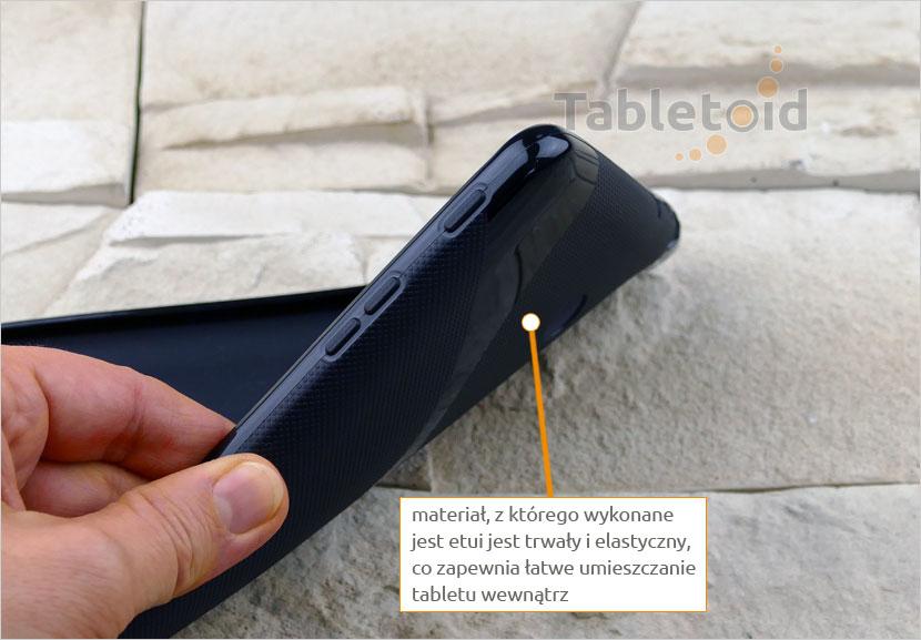 elastyczne etui na tablet LG G Pad F 7 cali LK430