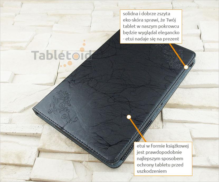 pokrowiec na tablet Cube iPlay 10 (10.6 cala)