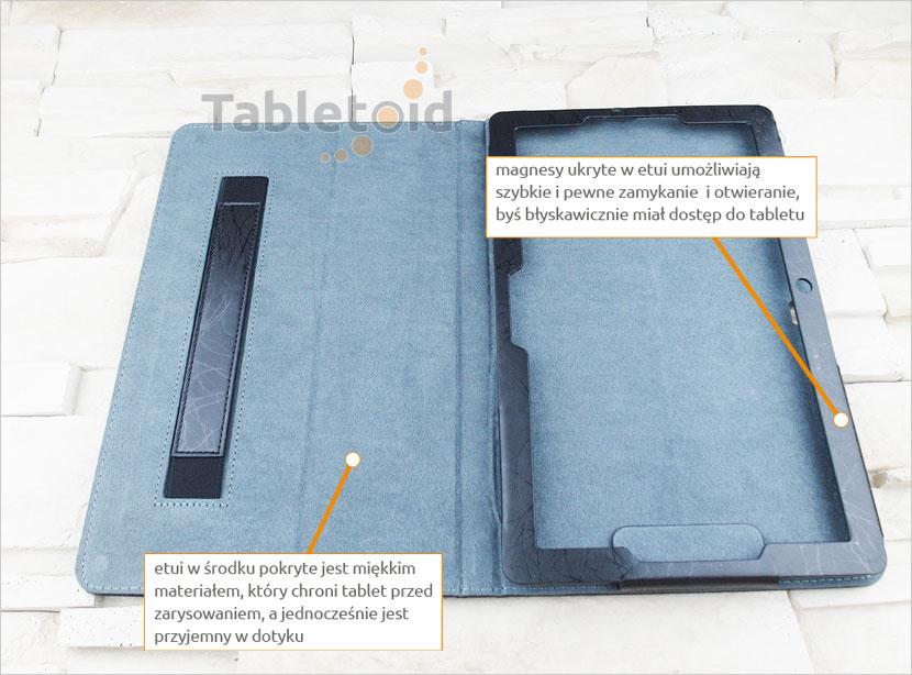 podpórka na tablet Cube iPlay 10 (10.6 cala)