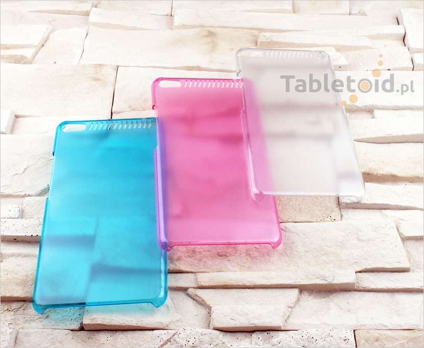 pokrowce plastikowe na tablet Lenovo PHAB Plus