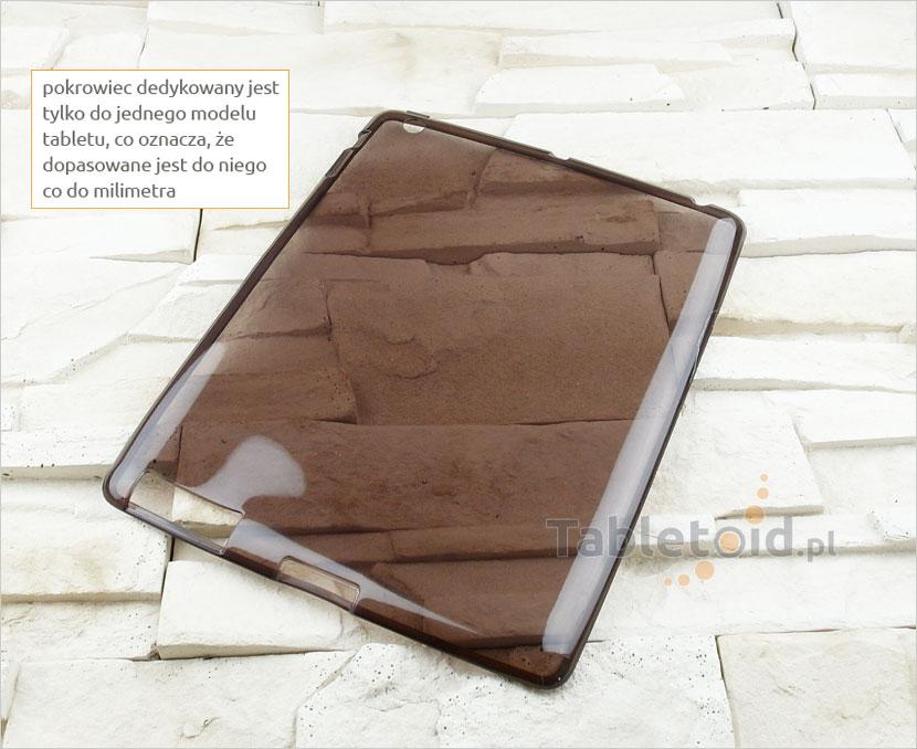 """""""plecki"""" do tabletu Apple iPad 2, 3 lub 4"""