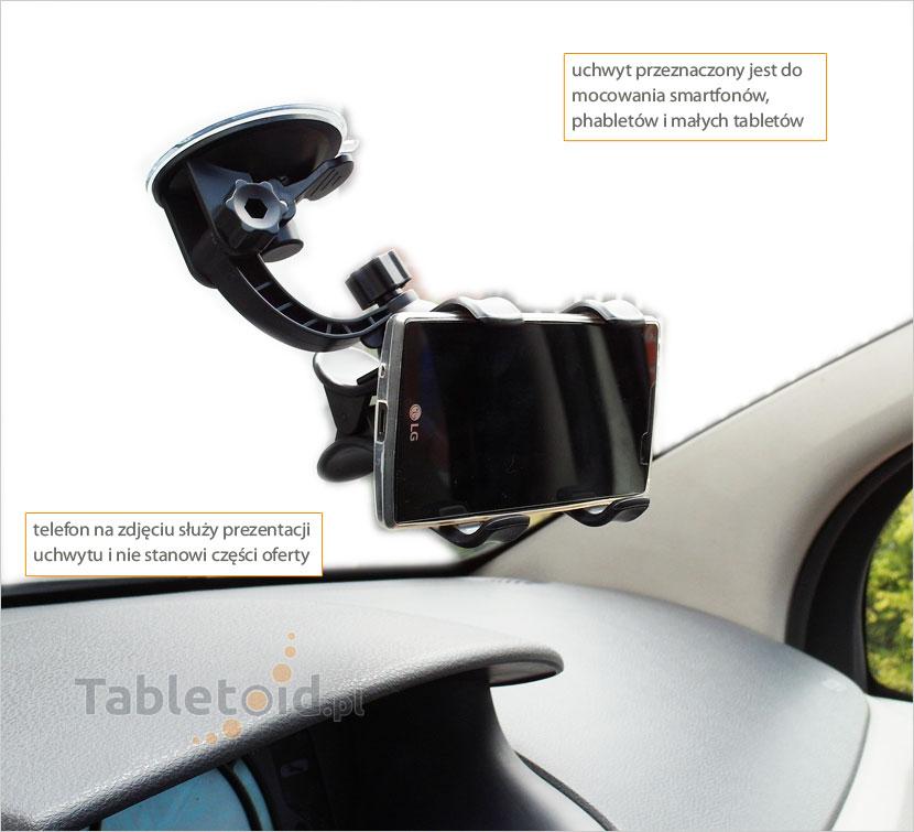 uchwyt na komórkę do samochodu