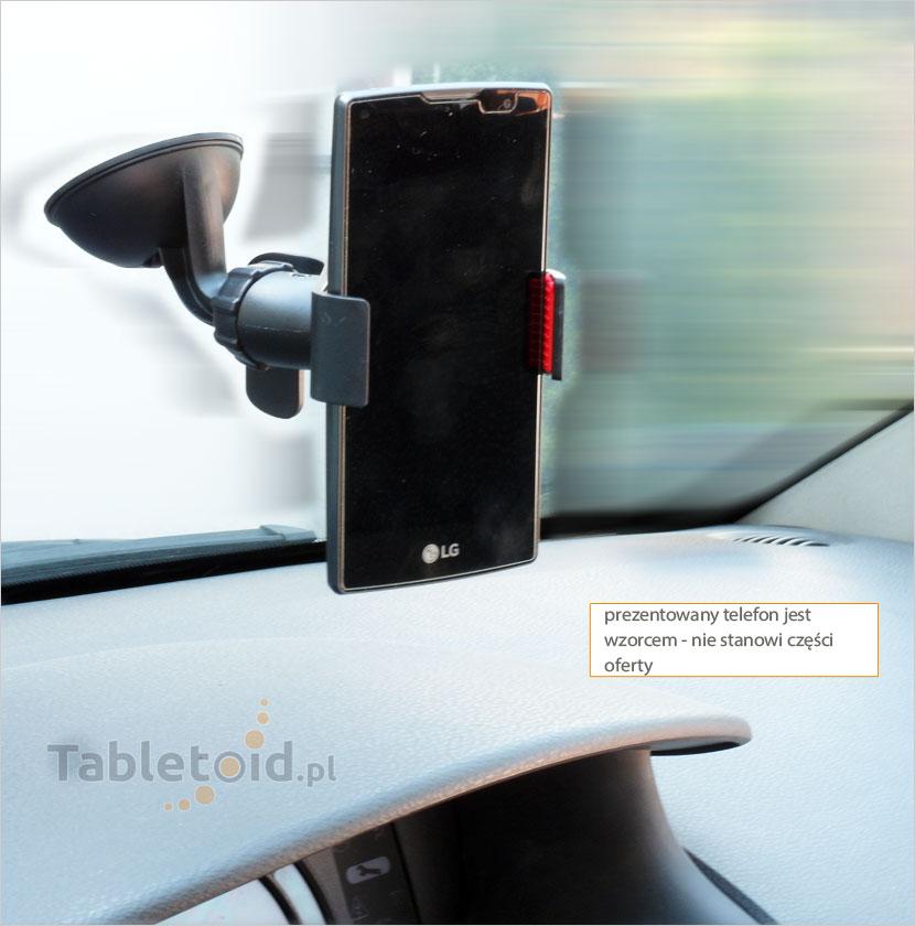 uchwyt samochodowy na smartfon