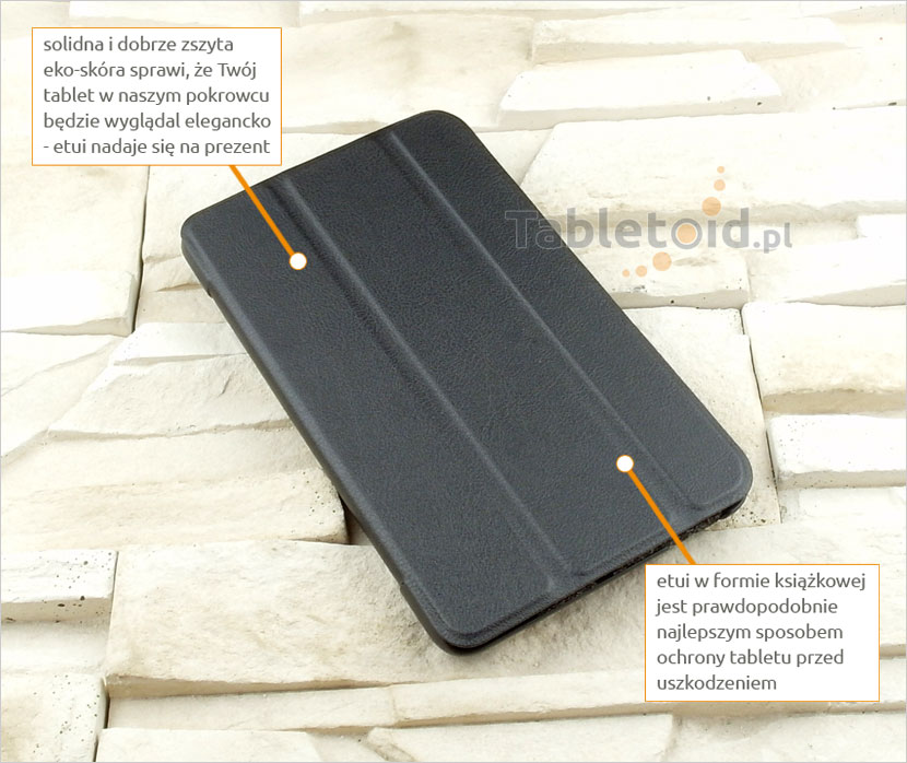 dopasowany pokrowiec na tablet Huawei MediaPad M2 7.0 Youth Edition TD-LTE PLE-703L