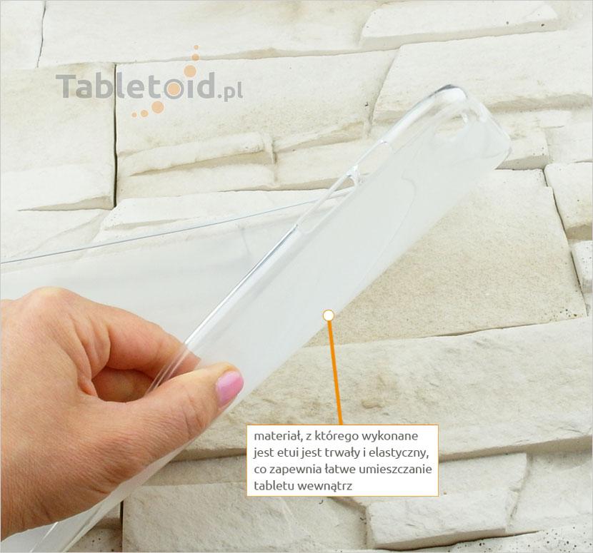 silikonowe etui do tabletu Huawei MediaPad T2 10 Pro FDR-A01W/A03L