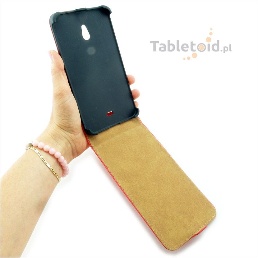 elegancki pokrowiec na smartfon