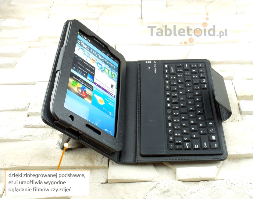 kabura do tabletu Galaxy Tab 2 - 7cali (P3100, P6200)