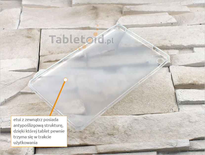 silikonowe dedykowane etui na tablet