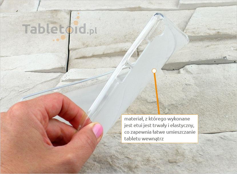 dedykowany pokrowiec na tablet