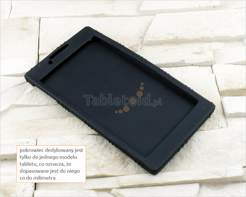 Etui silikonowe do tabletu Lenovo Tab 2 A7-30