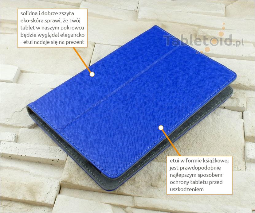 uniwersalny pokrowiec na tablet 7 cali