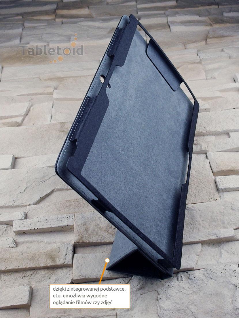 czarne etui na tablet ekskluzywne