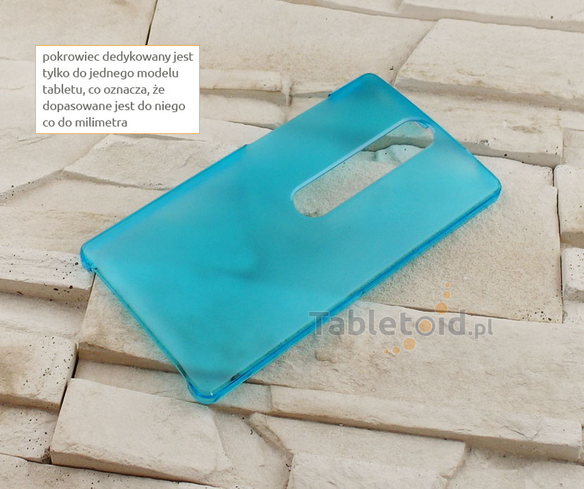 plecki plastikowe do tabletu Lenovo PHAB 2 Plus PB2-670N